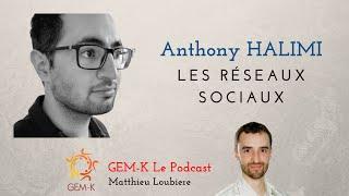 Interview / Débat n°2 :  Anthony Halimi - Réseaux sociaux, EBP, Hands Off