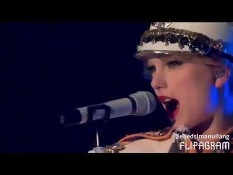 Taylor Swift & Xia Vigor(familiar face)|| You Belong With Me