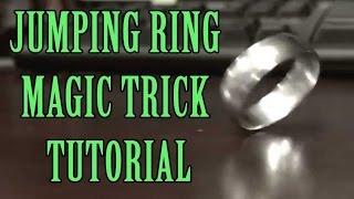 Jumping Ring trick Revealed 💍-Julien Magic