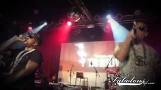 """Fabolous & Young Jeezy Perform """"Flexin"""" & """"Rollin"""""""
