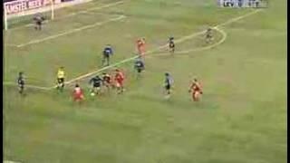 Grandissimo Javier vs Bayern Leverkusen