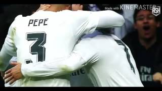 Tributo BBC -Real Madrid  (Water From the Same Source -Rachel's)
