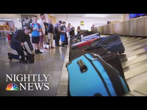 How to Avoid the Holiday Travel Headache | NBC Nightly News