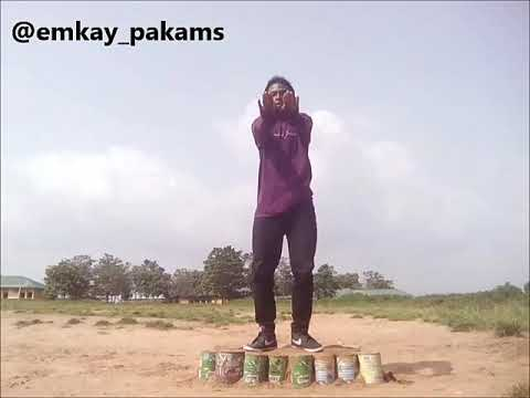 @skales- agolo dance cover by Emkay Pakams