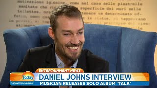 Daniel Johns Interview by Richard Wilkins - the TODAY Show - Part 1