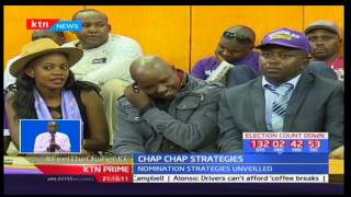 Maendeleo Chap Chap Party holds national convention at Kasarani Stadium