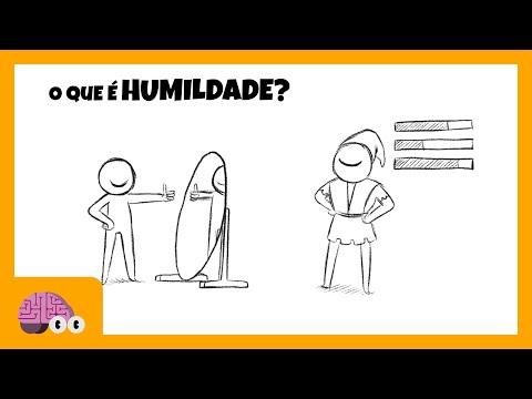 O que é humildade?