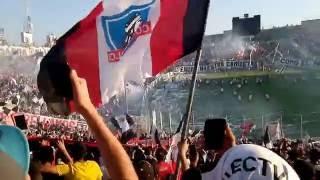 COLO-COLO - EL Mejor Arengazo 2016 -pirotecnia