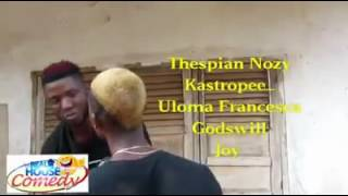 The GENEROUS DEBTOR 😂😂😂😀 (Nigerian Comedy)