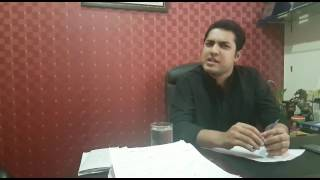 TV Anchor Iqrar ul Hassan supports IBB