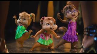 The Chipmunks have a competition about dancing with the girl, and the mouse finally won