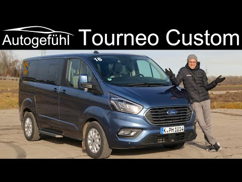 PHEV for Ford Transit Custom & Ford Tourneo Custom FULL REVIEW - Autogefühl
