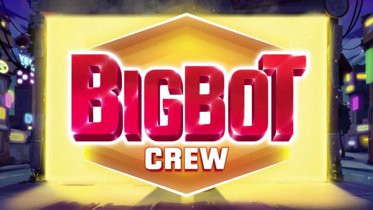 Bigbot Crew från Quickspin