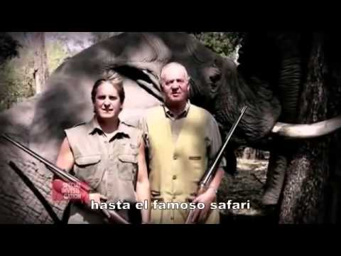 Juan Carlos: el crepúsculo de un rey - documental sub