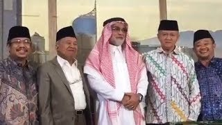 Terkait Bendera di Kediaman Habib Rizieq, Ini Kata Duta Besar Saudi Arabia untuk Indonesia