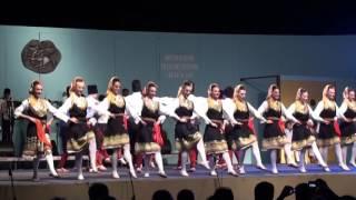 SPANAC - SERBIA : 54th International Folklore Festival of Lefkada 21-8-2016 (HD)