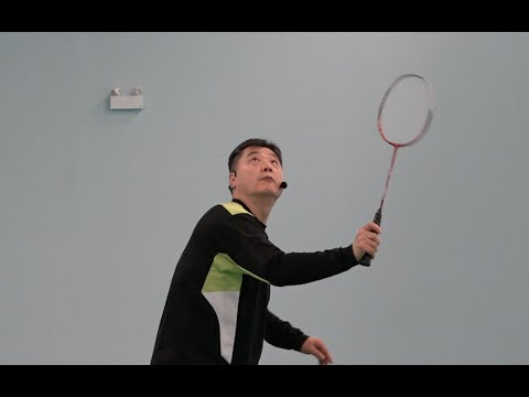 "Badminton-Backhand Clear: The Most Powerfull Hitting Skill  ""The Wave"" (1) What is it?"