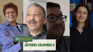 Entrega 3 · Autores colombianos II