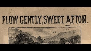 """Flow Gently, Sweet Afton"" Will Oakland Quartette"