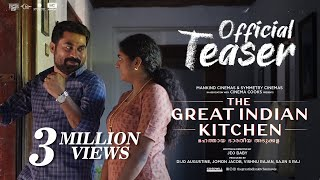 The Great Indian Kitchen - Indian Trailer
