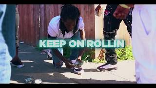RollUpFamily (7Hunnid TA) Feat. GKD Natural - Keep On Rollin|Directed by @WtfNonStop
