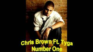 Chris Brown - Number One