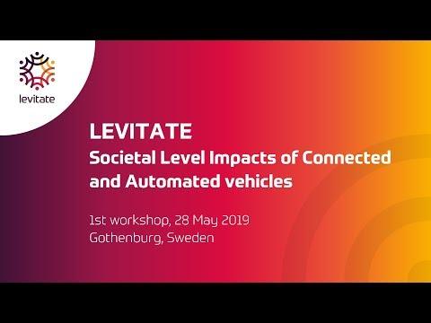 LEVITATE: Wat willen beleidsmakers weten over de impact van Connected & Automated Transport Systems?
