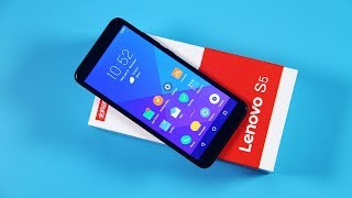 Lenovo S5 Unboxing and Hands On