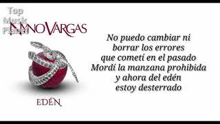 Nyno Vargas   Edén   LetraLyrics