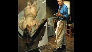 Portrait Of Lucian Freud
