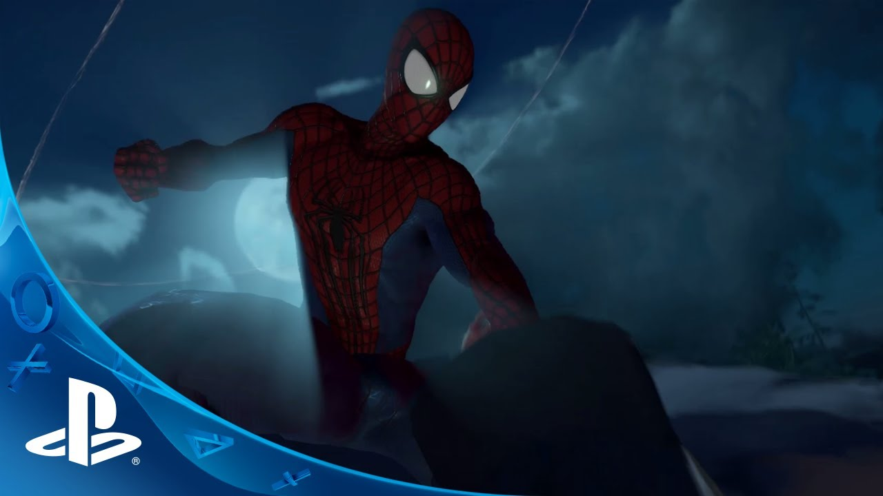 The Amazing Spider-Man 2 PS4 Video Walkthrough