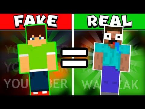 REAL VS FAKE MENT TROLL! Dělám Si Srandu z Warezáka Menta :D