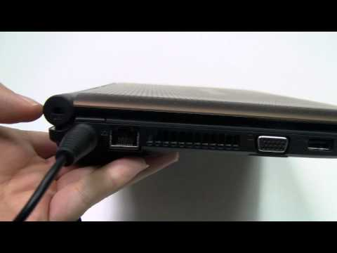 Hands On Video: Toshiba NB520 Netbook With Harman/Kardon Speakers