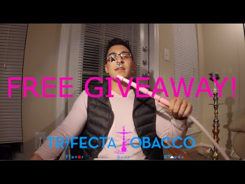 Trifecta Tobacco First Look and GIVEAWAY!