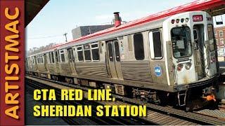 CTA Red Line, Sheridan Station