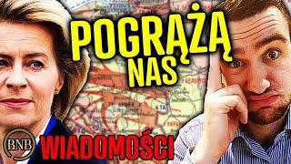 Polska ZAATAKOWANA! Wyciekły INFORMACJE o ŚLEDZTWIE Unii