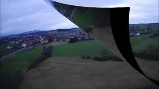 GER/ENGL: New Year's Flying Hubsan H501S FPV-Monitor vs. Bugs 2 Cam vs. Eachine Goggles EV100