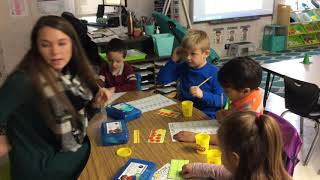 Kindergarten Guided Math Group And Centers