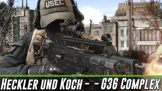 Fallout 4 MODS - Heckler und Koch - G36 Complex (XBOX & PC)