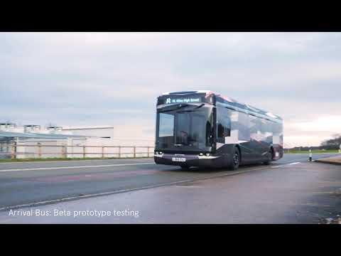 Arrival predstavio električni autobus koji štiti životnu stredinu i olakšava socijalno distanciranje