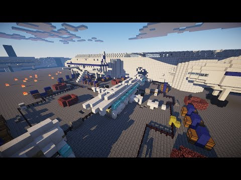 Airline Infectione [Minecraft Call of Duty Zombie Map] [Snapshot 14w ...