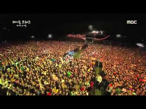 Jason Mraz - I'm yours & Three little birds (Live in Seoul)