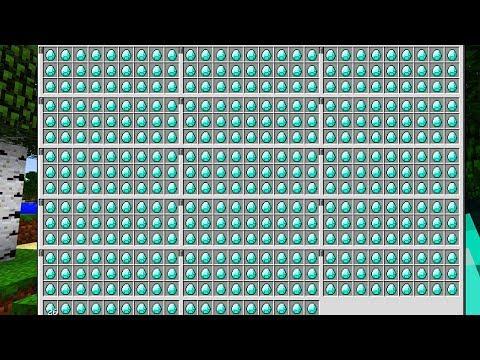 478 Inventar Slots! - OVERPOWERED Inventory Minecraft MOD