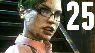 Batman Arkham Knight Walkthrough Gameplay Part 25 - Christina Bell (PS4)