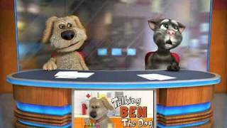 Talking Tom&Ben News (norsk)