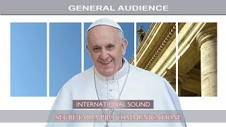 2017.11.08 - General Audience