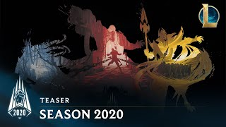 Season 2020 Teaser | League of Legends