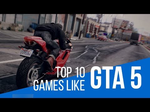 Top 10 Android Games Like GTA 5 | You Must Play | With Realistic Graphics 2019