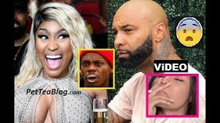 Joe Budden says Nicki Minaj is on Something & needs Intervention 💊🆘