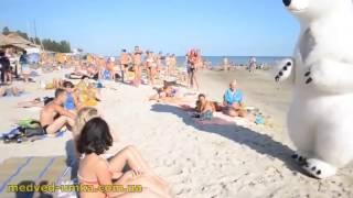 смешные ПРИКОЛЫ на пляже